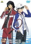 The Prince Of Tennis Ova Vs Genius10 Vol.1