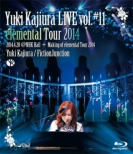 Yuki Kajiura LIVE vol.#11 elemental Tour 2014�@2014.04.20��NHK Hall+Making