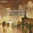 Symphony No.1, Cockaigne Overture : Oramo / Royal Stockholm Philharmonic (Hybrid)