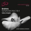 Symphonies Nos.3, 4 : Gergiev / London Symphony Orchestra (Hybrid)
