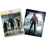Captain America: The Winter Soldier MovieNEX Plus 3D Steelbook