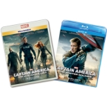 Captain America: The Winter Soldier MovieNEX Plus 3D Steelbook