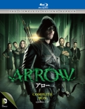 ARROW Season 2 Complete Box (4 Discs)