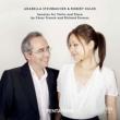 R.Strauss Violin Sonata, Franck Violin Sonata : Steinbacher(Vn)Kulek(P)(Hybrid)