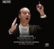 Symphonies Nos.1, 3 : De Vriend / Netherlands Symphony Orchestra (Hybrid)