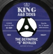 Definitive 5 Royales: King A Sides & B Sides