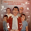 Freddie & The Dreamers In Disneyland +14 (���W���P�b�g)