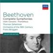 Complete Symphonies, Violin Concerto, Prometheus : Bruggen / 18th Century Orchestra, Zehetmair(Vn)(1984-97)(7CD)
