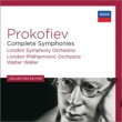 Complete Symphonies, Orchestral Works : Weller / London Symphony Orchestra, London Philharmonic (4CD)