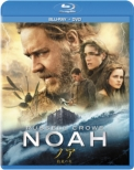 Noah Blu-ray +DVD Sets