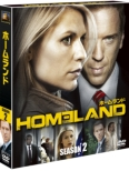 Homeland Season 2 <seasons Compact Box>