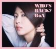 WHO' S BACK? (CD+DVD)