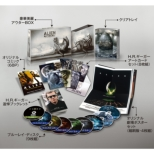 Alien H.R.Giger Tribute Blu-ray Collection (9 Discs)[First Press Limited Edition]