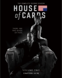 House Of Cards Season 2 Blu-Ray Complete Package