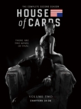 House Of Cards Season 2 Dvd Complete Package