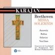 Missa Solemnis: Karajan / Bpo Janowitz Baltsa Schreier Van Dam