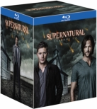 SUPERNATURAL S1-S9 BLU-RAY BOX