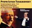 Complete Symphonies : Fedoseyev / Moscow Radio Symphony Orchestra (1998-99, 2009)(6CD)