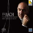 Well-tempered Clavier Book 2 : El Bacha(P)(2SACD)(Hybrid)