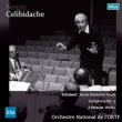 Schubert Symphony No.5, German Dances, J.Strauss II : Celibidache / French National Radio Orchestra (1973 Stereo)(2CD)