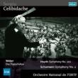 Schumann Symphony No.2, Haydn Symphony No.102, Weber : Celibidache / French National Radio Orchestra (1974 Stereo)
