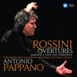 Overtures : Pappano / St.Cecilia Orchestra (Hybrid)