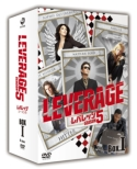 Leverage Season 5 Dvd-Box 1