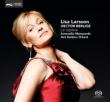 La Captive, Herminie, La Mort de Cleopatre : L.Larsson(S)Manacorda / Arnhem Philharmonic (Hybrid)