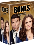 BONES Season 9 DVD vd Collector' s Box