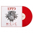 Massive Cauldron Of Chaos (Clear Red Vinyl)