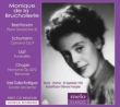 Monique de la Bruchollerie -Chartres Recital 1959 -Beethoven, Schumann, Liszt, Chopin, etc