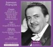 Samson Francois -Compiegne Recital 1954 -Chopin, Liszt +Debussy, Ravel 1953