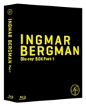 Ingmar Bergman Blu-Ray Box Part-1