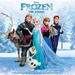 Frozen: The Songs �A�i�Ɛ�̏���
