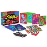 BATMAN THE COMPLETE TV SERIES LIMITED EDITION BD
