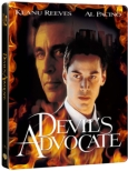 The Devil`s Advocate: Unrated Director' s Cut Steelbook
