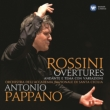 Overtures : Pappano / St Cecilia Academic Orchestra