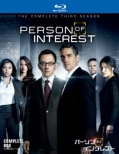 Person Of Interest Season 3 Complete Box (4 Discs)