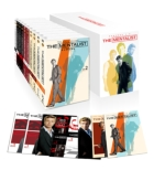 THE MENTALIST S1-S5 DVD BOX