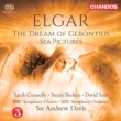 The Dream of Gerontius, Sea Pictures : A.Davis / BBC Symphony Orchestra & Choir, Connolly, Skelton, Soar (2SACD)(Hybrid)
