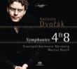 Symphonies Nos.4, 8 : M.Bosch / Nurnberg State Philharmonic (Hybrid)