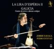 La Lira D' esperia 2-galicia: Savall(Rebec)Estevan(Perc)