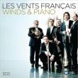 Les Vents Francais -Winds & Piano -Mozart, Beethoven, Poulenc, Thuille, etc (3CD)