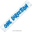 Original Muffler Towel / One Direction [Loppi HMV Limited]