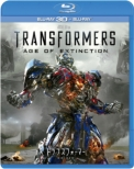 Transformers: Age Of Extinction: 3D & 2D Blu-ray