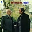 Cello Concerto: Rostropovich(Vc)Giulini / Lpo +saint-saens: Concerto, 1,