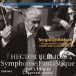 Symphonie Fantastique: Celibidache / Swedish Rso +dukas: L' apprenti Sorcier