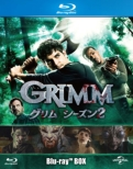 GRIMM Season 2 Blu-ray BOX