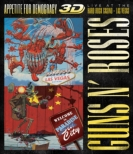 Appetite For Democracy 3D: Live At The Hard Rock Casino -Las Vegas (+CD)