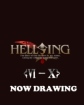 Hellsing 6-10 Blu-Ray Box